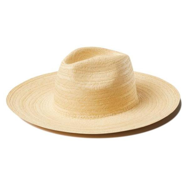 Natural Straw Malibu Hat
