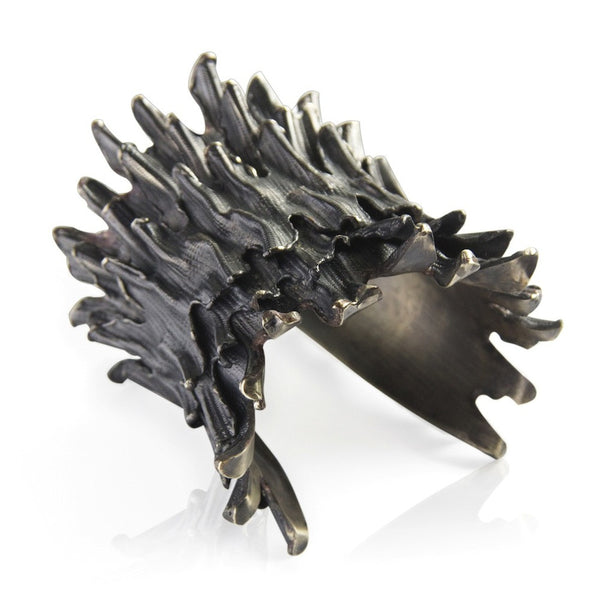 Double Spiny Murex Conch Cuff