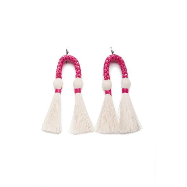 Aldeana Cotton Earrings