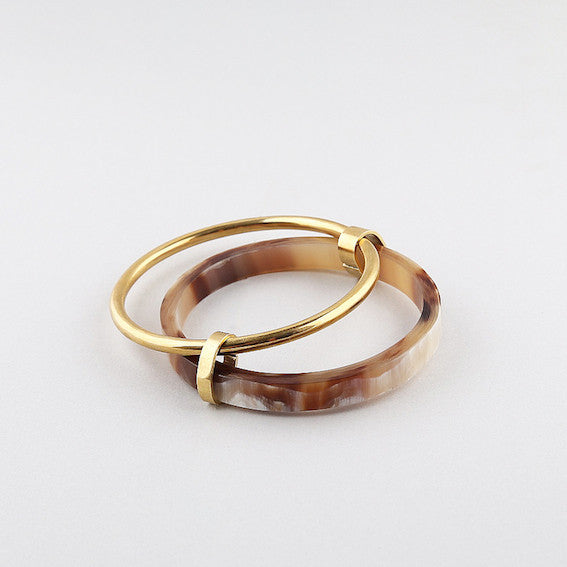 SOKO, Banded Contrast Bangles
