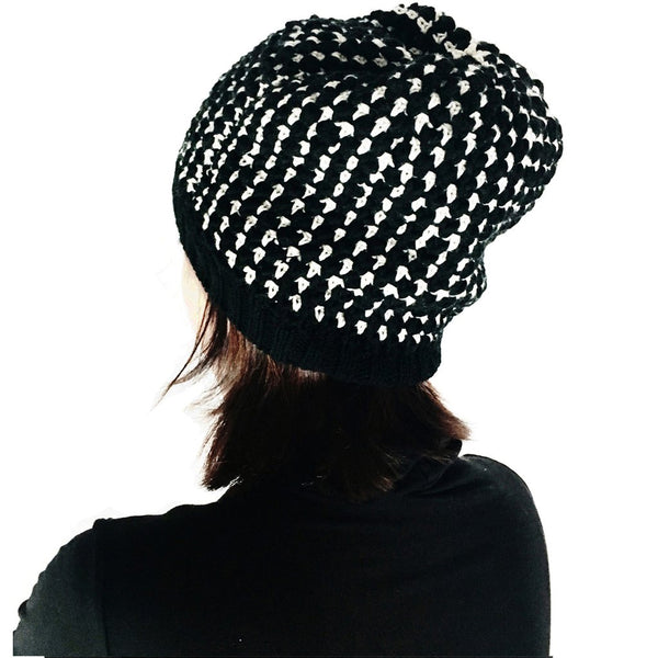Black Roset Hat