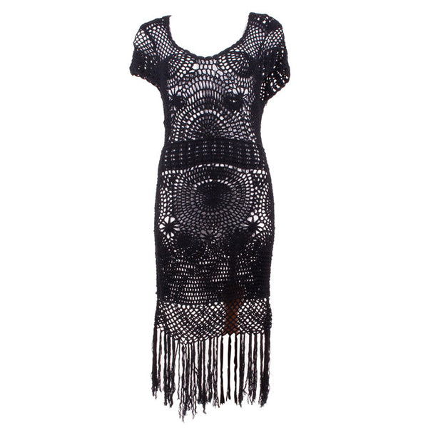 Black Sumba Dress
