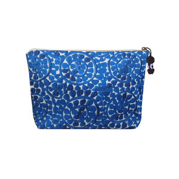 Blue Fez Toiletry Bag