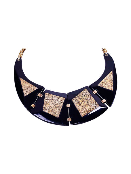 Claudia Bib Necklace