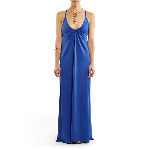 Cobalt Itiway Maxi Dress