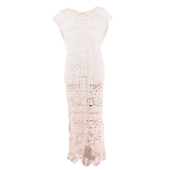 Cream Calypso Siren Dress