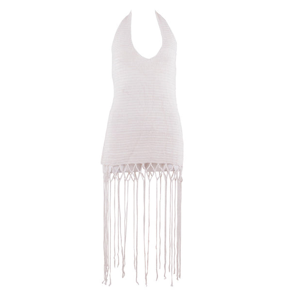 Cream Maluku String Dress