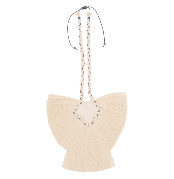Crin Punk Tassel Necklace