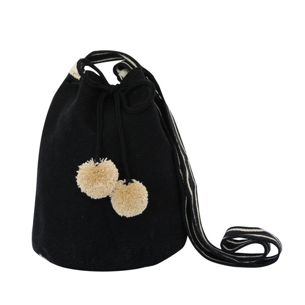 Evil Eye Crossbody Mochila