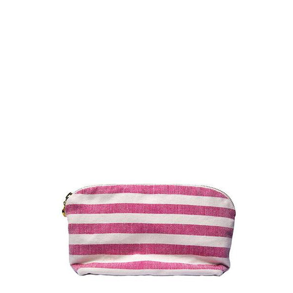 Fuchsia Coco Cosmetic Bag