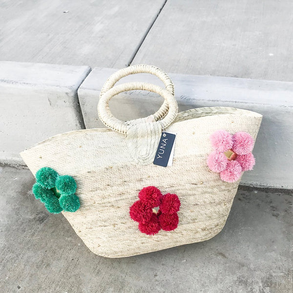 Palm Yuna Beach Bag