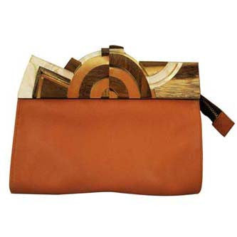 MELE MARIE, Bourgeois Softcase Clutch