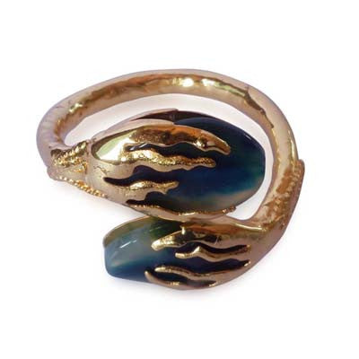 Mt Makiling Serpent Bangle