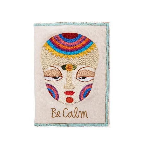 Macau 'Be Calm' Passport Holder