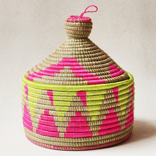 Neon Marrakech Basket