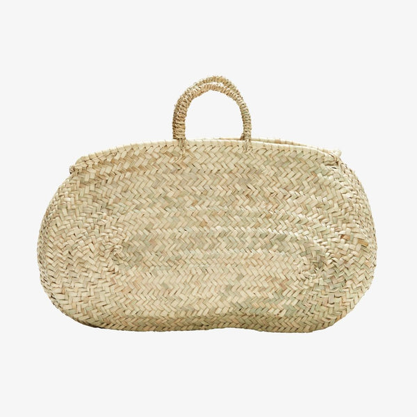 Valencia Oblong Shopper Basket