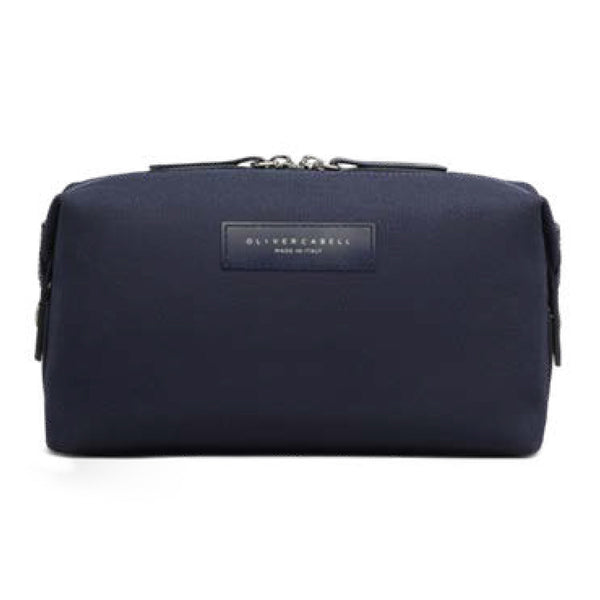 OLIVER CABELL, Navy Arcata Travel Kit