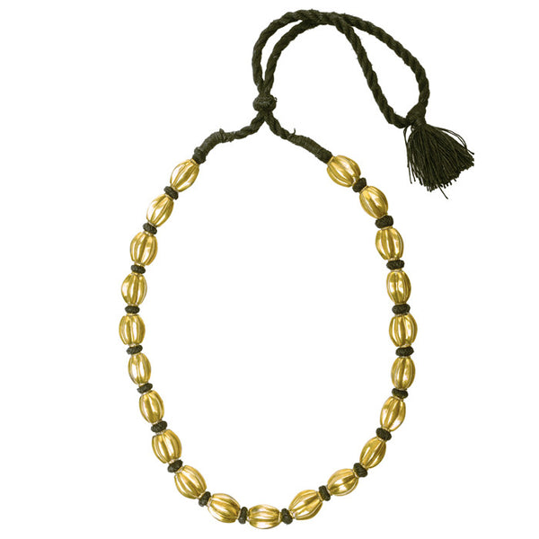 Brass Gedi Necklace