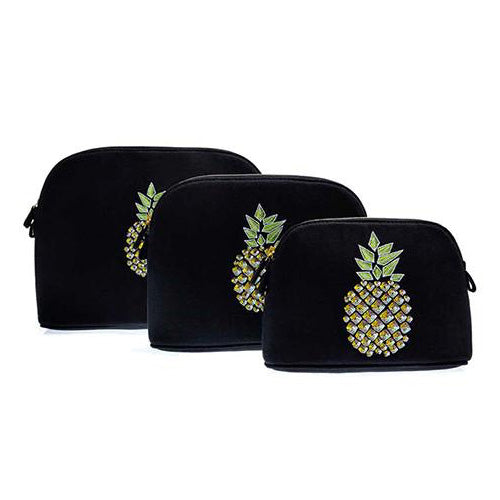 Pineapple Cosmetic Pouch