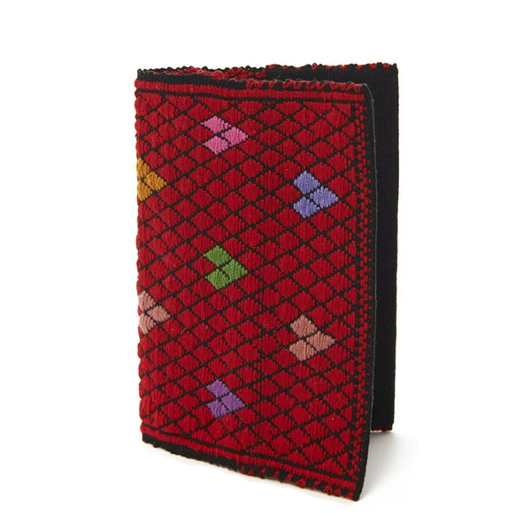 Red Hearts Passport Cover