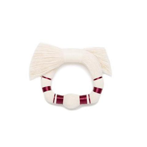 Raw Cotton Ceh Venado Bracelet