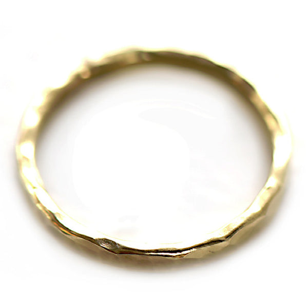 Recycled Brass Kamita Ring