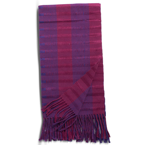 Pink Cotton Rebozo