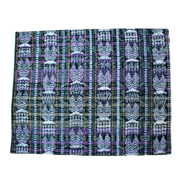 Ikat Black Placemat