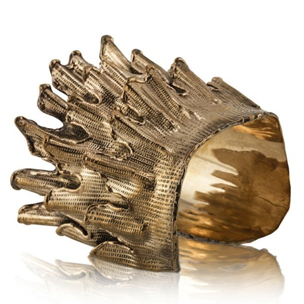 Single Spiny Murex Conch Cuff
