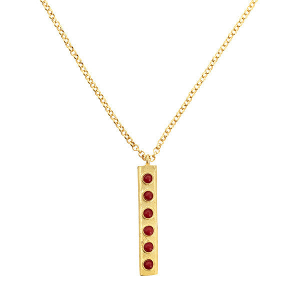 DEACTIVATED FOR API Gold Plated Tara Necklace