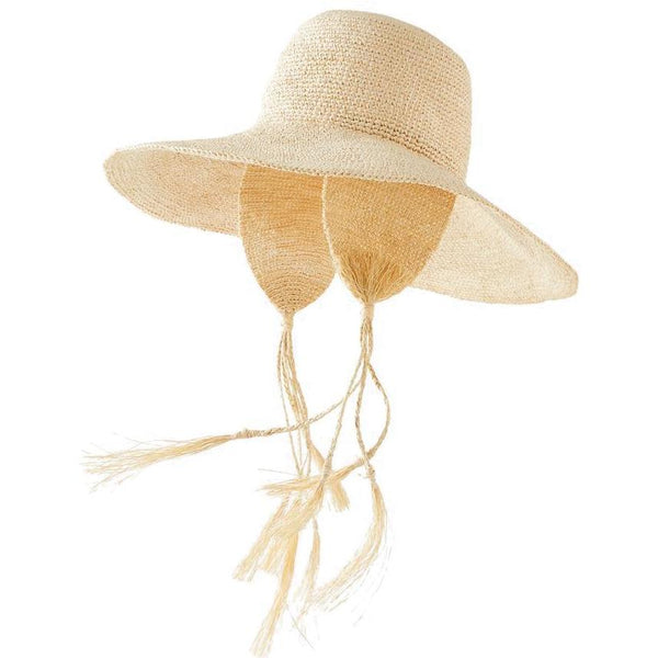Natural Straw Tulum Hat
