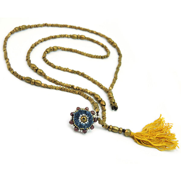 ISHI, Bloom Yala Necklace