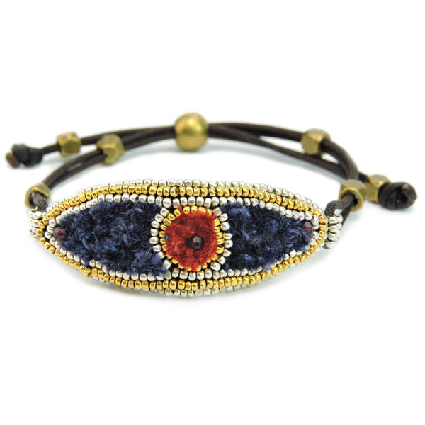ISHI, Long Eye Bracelet