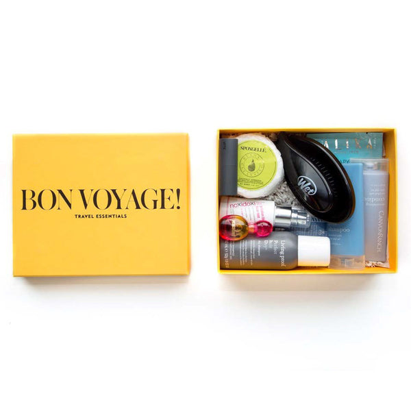 Travel Essentials Beauty Box by ALLURE x CONDE NAST TRAVELER