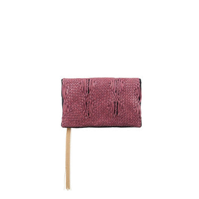 Ruby Primordiale Mini Clutch