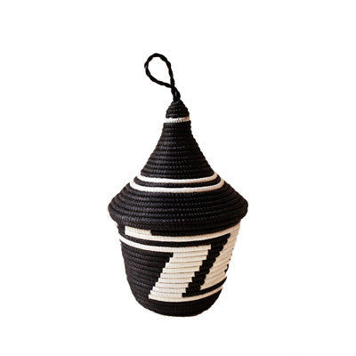 Black Peace Basket