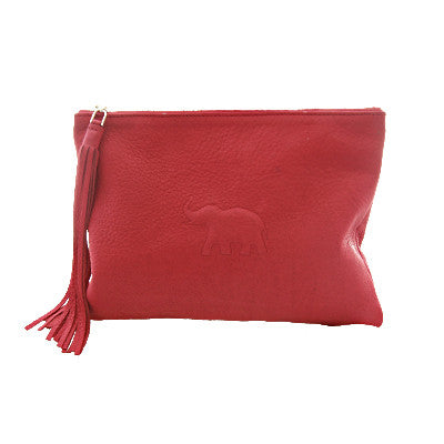 Red Elephant Clutch