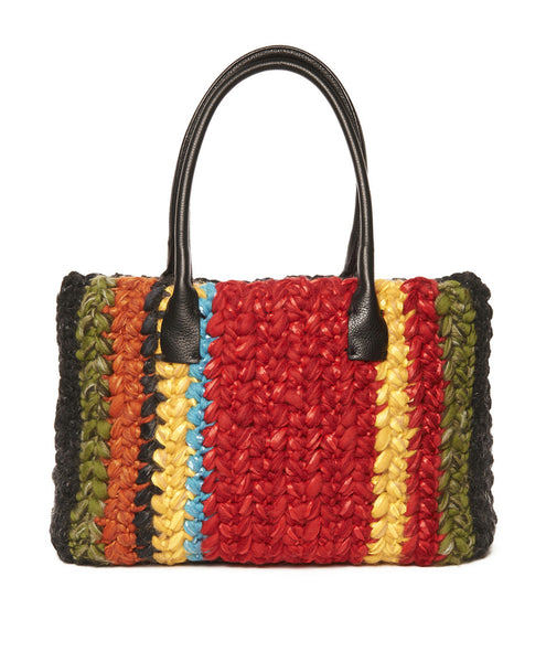 Multi Wool Blend Peggy Sue Bag