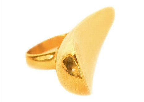 Brass Nikiju Ring