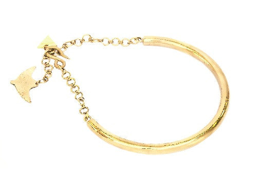 Brass Jezira Choker Necklace