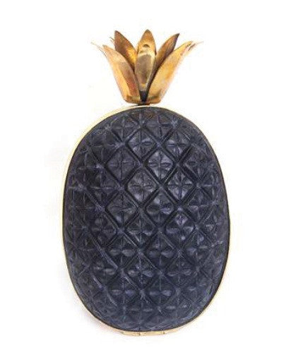Wood Pina Negra Clutch