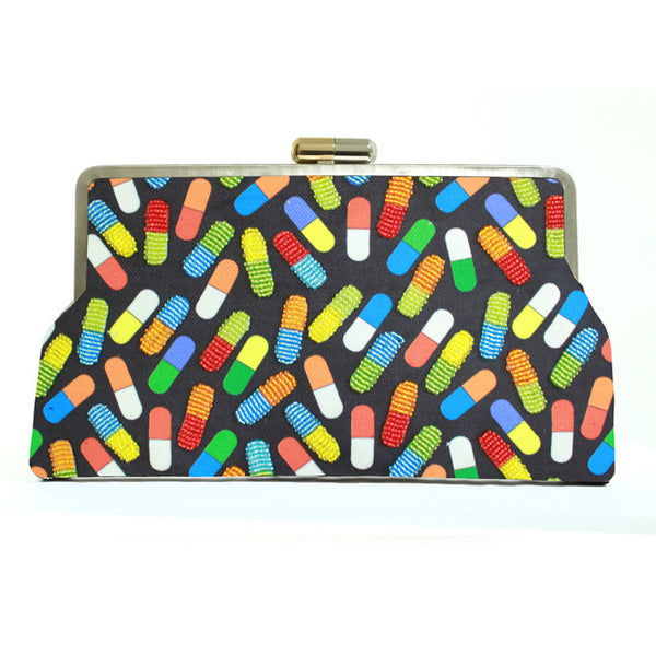 Clutch Me Pop Pill Clutch