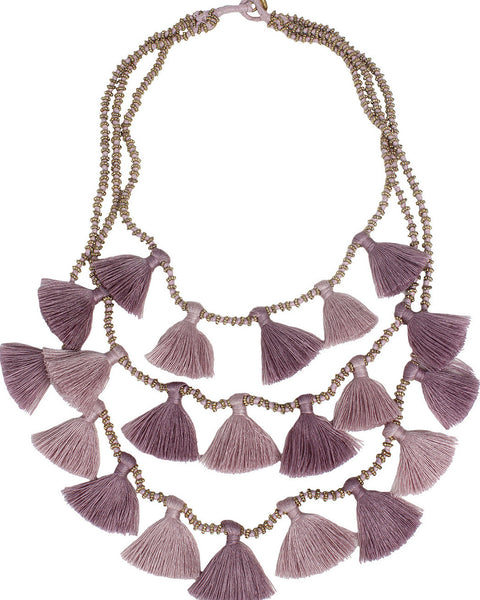 Orchid Gia Necklace