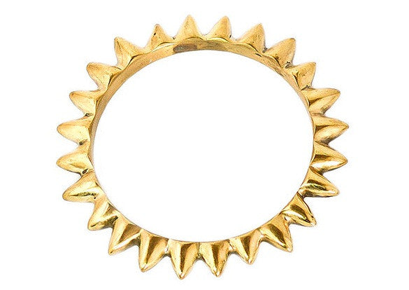 Brass Hasina Bangle