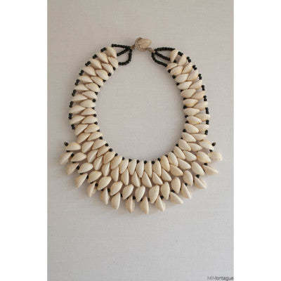 Medium Bib Tribal Necklace