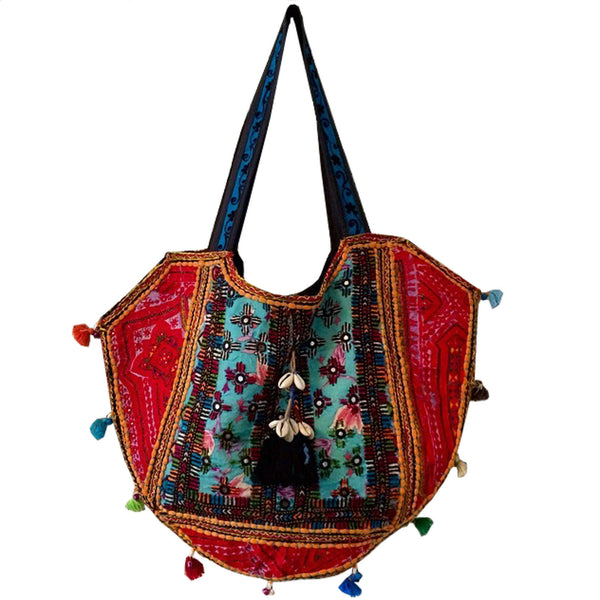 Multi Raja Shoulder Bag
