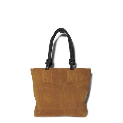Sand Suede Fika Tote