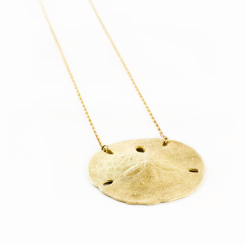 Gold June Necklace