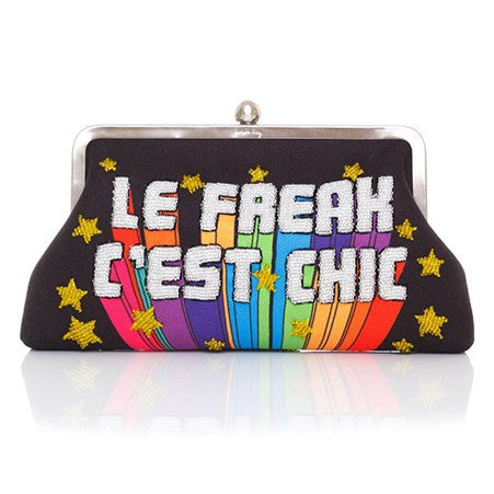 'Le Freak' Classic Clutch