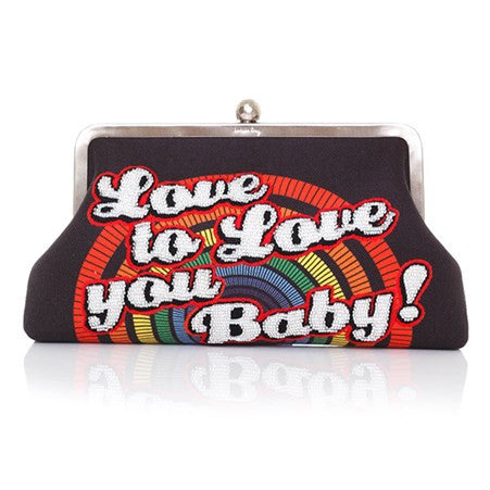 'Love To Love' Classic Clutch